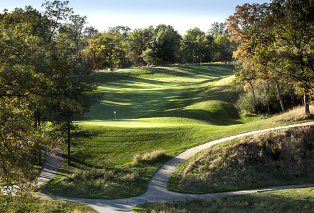 Spirit Hollow Golf Course, Burlington, IA