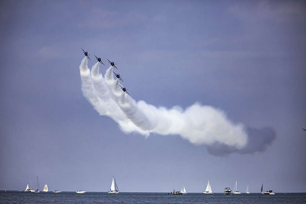 Spectacular Air Force Demonstrations