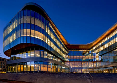 Global Hub architecture at Northwestern University