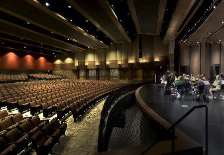 High School Auditorium, Rockford, IL
