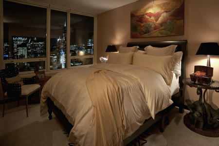 Bedroom, High Rise, Chicago